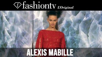 Alexis Mabille Haute Couture Fall/Winter 2014-15 | Paris Couture Fashion Week | FashionTV
