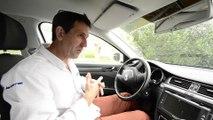 Le Tour de France dans la voiture d'un directeur sportif