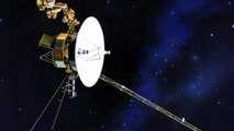 'Solar Tsunami' Confirms Voyager 1 In Interstellar Space