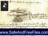 Get Leonardo da Vinci Art Screensavers Wallpapers Backgrounds 4a Serial Code Free Download