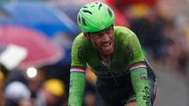 Tour de Francia - Nibali pone tierra de por medio con Contador