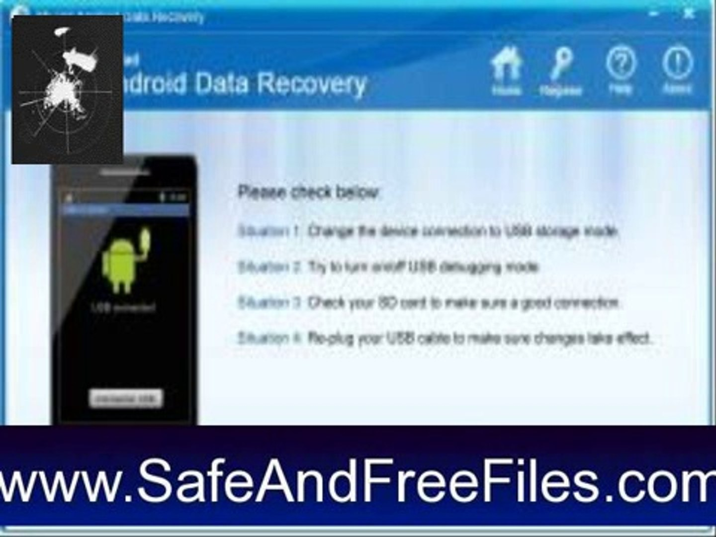 Get MyJad Android Data Recovery 5 0 0 1 Serial Code Free Download