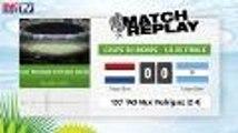 Pays-Bas - Argentine : Le match replay avec le son de RMC Sport ! 09/07