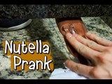 Pegadinha da Nutella / Nutella Prank