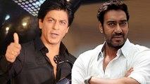 Shah Rukh Khan wishes LUCK To Ajay Devgn For Singham Returns 2