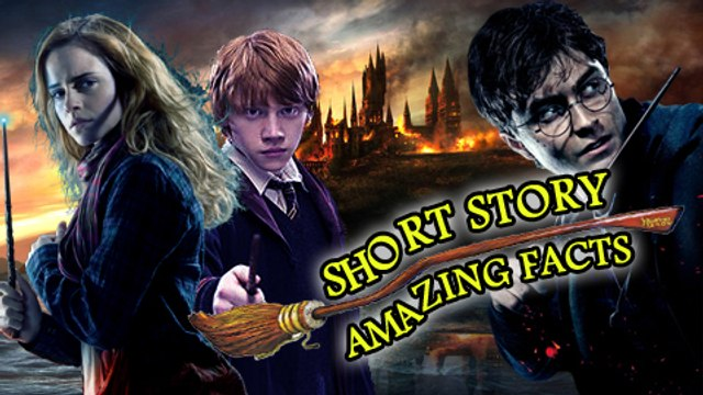 JK Rowling Harry Potter Short Story REVEAL Amazing Facts