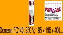Vender en Domena FC140; 230 V; 195 x 195 x 400... Opiniones