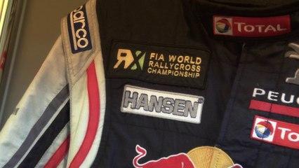 WRX - Team Peugeot-Hansen - Meet the team