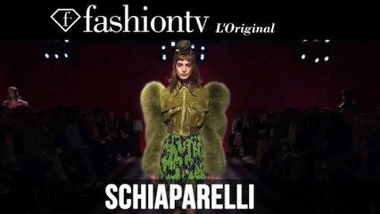Schiaparelli Haute Couture Fall/Winter 2014-15 | Paris Couture Fashion Week | FashionTV