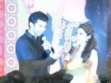 Parineeti Chopra and Aditya Roy Kapur Makes Fun at trailer launch of Daawat-e-Ishq