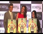 Huma Qureshi on cover of Femina My Body My Rules edition