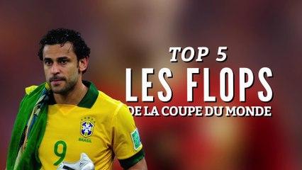 Les flops de la Coupe Du Monde