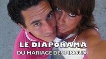 Diaporama du Mariage des Pinoux + Surprise de fin !! Diapo Original Bondoufle Témoin