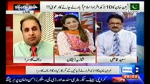 Rauf Klasra- Maulana Fazal ur Rehman works for establishment, his changes his views when he becomes part of govt.