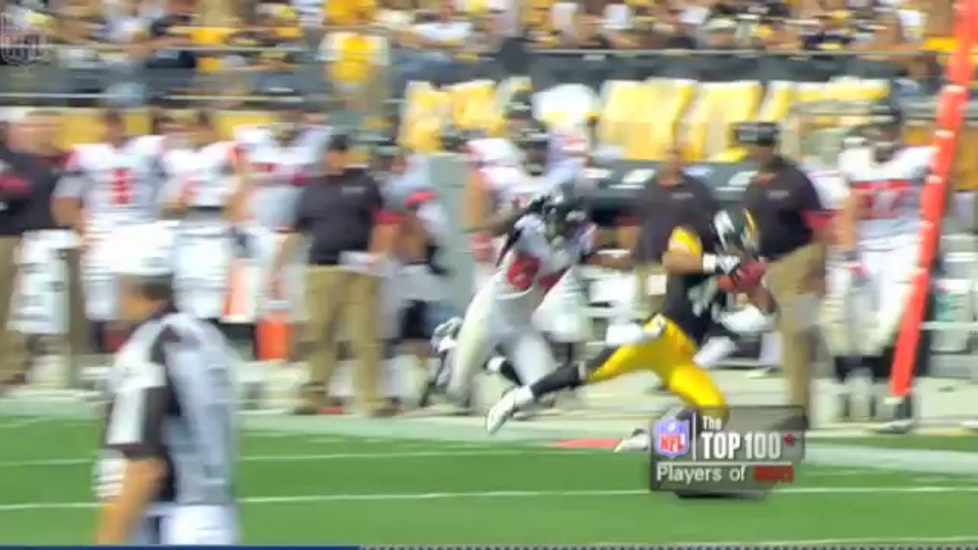 The Top 100 NFL Players of 2011 - 6# Troy Polamalu