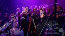 Concert d'Oblic Solution Chorale Rock au Rocher de Palmer 2014
