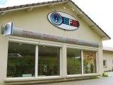 Entreprise BFR, située à La Terrasse, dans le département de l'Isère 38