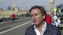 Formula E Global Launch - Interview Alejandro Agag