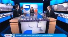 Politique Matin : Régis Juanico, député socialiste de la Loire et Franck Riester, député UMP de Seine-et-Marne