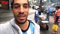 Pays-Bas - Argentine : l'ambiance à Sao Paulo, partie 1