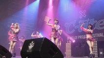 Concert °C-ute x Berryz Kôbô à la Japan expo 2014- partie Berryz Kôbo