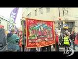 Regno Unito, settore pubblico in sciopero: un milione in strada. Protesta contro tagli agli stipendi e politica di austerity