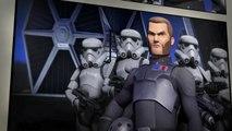 Star Wars Rebels - Meet Agent Kallus