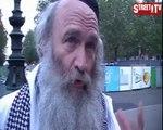 """SteetTv - Un rabbin anti-sioniste dit """" La Shoah, a été inventé par les sionistes """""""