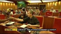 2014/07/09 19h30 Jt RFO ► Proposition Carburant Île SURINAM (Caraïbe) pour Approvisionner la Guyane en Pétrole Raffiné au Norme Européenne Extrait Journal Information Outre-Mer Guyane 1ère France Télévision Jeudi 10 Juillet 2014
