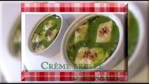 Pilote 2014 - 1 ingrédient 1 recette - Crème brulée d'épinard #01