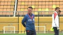 Dutch prepare for World Cup third-place tie vs Brazil