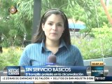 Vecinos y transportistas protestaron al noroeste de Barquisimeto