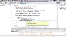 Android Development Tutorials #11 - Arrays In Java