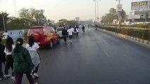 Motif Charity Walk 2012, Ahmedabad (India)