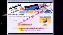 Free Amazon Gift Card Code Generator by Hackforum 2014 Free Downlad