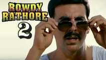 Akshay Kumar's Rowdy Rathore Sequel | Coming soonIt's confirmed now! Actor Akshay Kumar, director Prabhu Dheva and producer Saanjay Leela Bhansali are all set to team up now for a sequel of their hit film Rowdy Rathore. Whooaa!! Is it true? Yes, it is ind