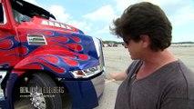 Transformers : L'Âge de l'extinction – Making-of VOST « Nouvelles voitures »