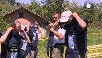 Bosna Hersek'in mayınları alarm veriyor