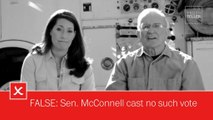 Kentucky Senate race: Battle of the Medicare ads