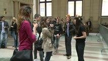 Femen: le procès pour exhibition sexuelle renvoyé à octobre