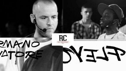 Rap Contenders Edition 8 - Hermano vs Fleyo