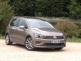 Essai Volkswagen Golf Sportsvan 1.4 TSi 150 DSG7 Carat 2014