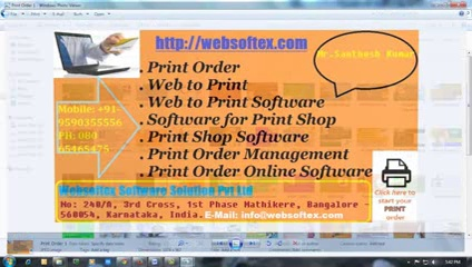 Print Shop, Online Print, Printing Software, Click 2 Print, Web Print Software, Software Print Shop, Print Shop Software, Online Digital Printing