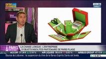 Made in Paris: Jean-Marie Pomares, La Chaise Longue, dans Paris est à vous – 11/07