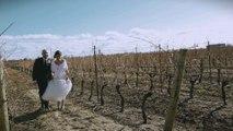 Toronto Wedding Videographer at St. Catherines   Sabria + Karim   Stone Mill Inn   SDE Weddings