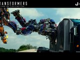 TRANSFORMERS : L'AGE DE L'EXTINCTION - J-1 VF