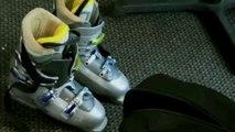 SkiTrax - confiance et le confort tout en marchant dans vos chaussures de ski