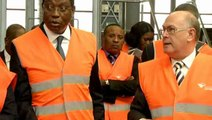 Mission économique de l'Ambassadeur Henri Mova Sakanyi en Flandres