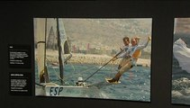 """Inaugurada exposición """"Mirando al Mar"""" con 40 fotos de EFE sobre vela"""