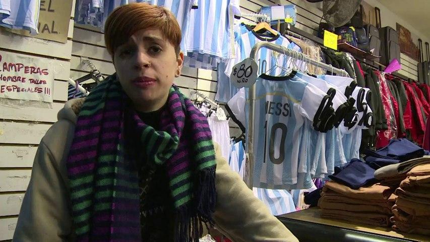 Les Argentins prêts à adorer leur Messi